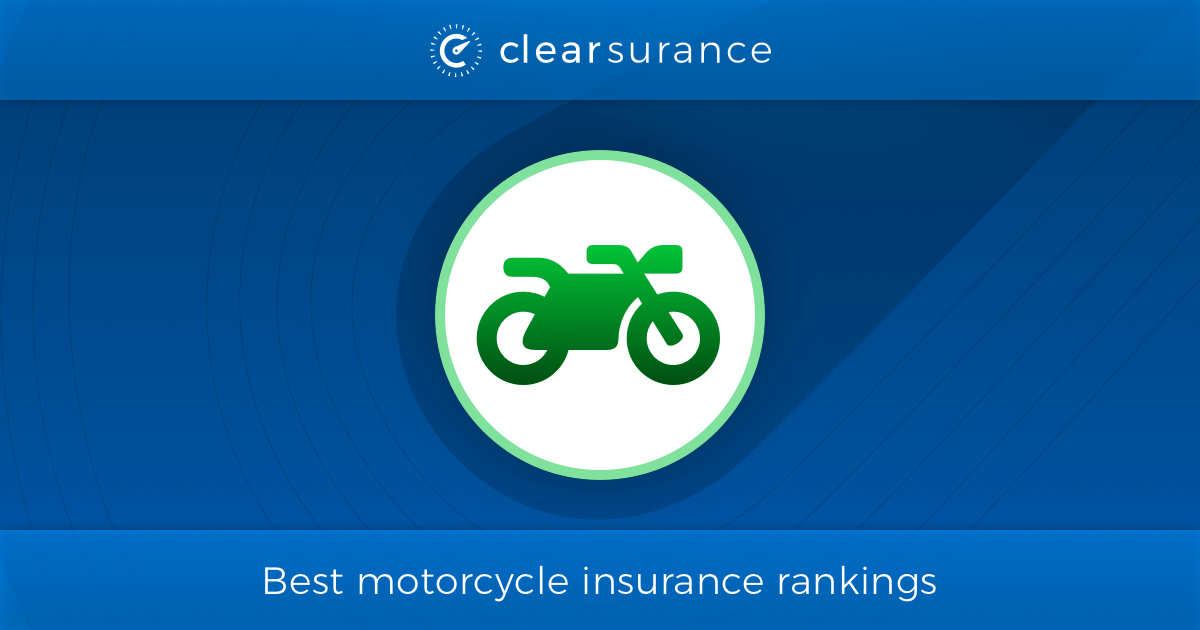 Best And Cheapest Motorcycle Insurance Michigan Customer Rankings Clearsurance
